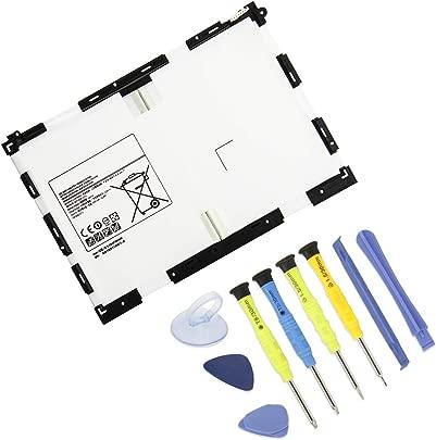 ANTIEE EB-BT550ABE Tablet Akku f r Samsung Galaxy Tab 9 7 quot  SM-P550 T550 T555C T555 Series Tablet 3 8V 22 8Wh 6000mAh with Tools