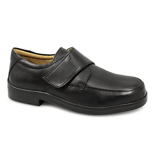 366f57236a3 ROAMERS Extra Wide Touch Fastening Casual Shoes Mens