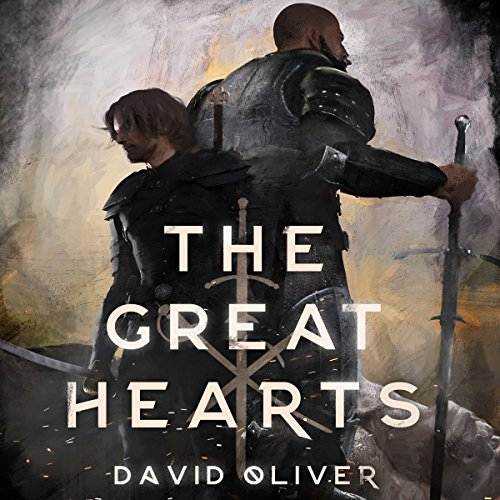 The Great Hearts audiobook cover art