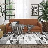DHP Jasper Coil, Convertible Sofa & Couch, Camel Faux Leather Futon