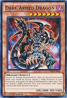 yugioh card dark armed dragon