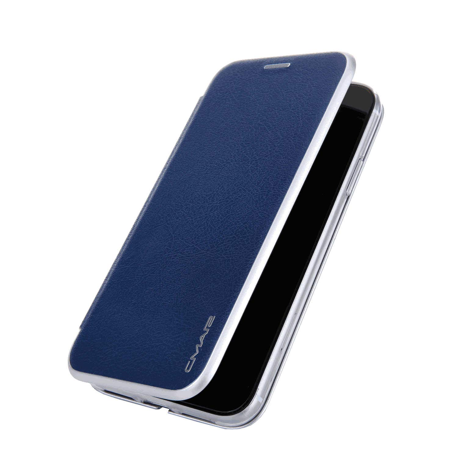 Positive Cover Compatible with Samsung Galaxy S10 5G Blue PU Leather Wallet Flip Case for Samsung Galaxy S10 5G