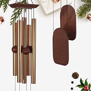 ASTARIN Wind Chimes Outdoor Large Deep Tone, Memorial Wind Chimes Outdoor, Gifts for Housewarming/Mother Day/Christmas, Ou...