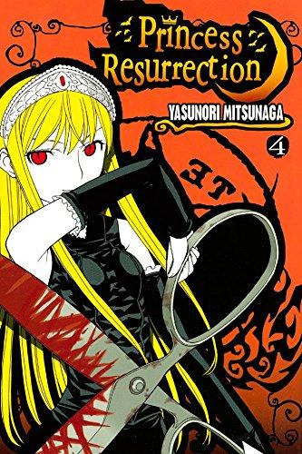 Princess Resurrection Vol. 4 (English Edition)