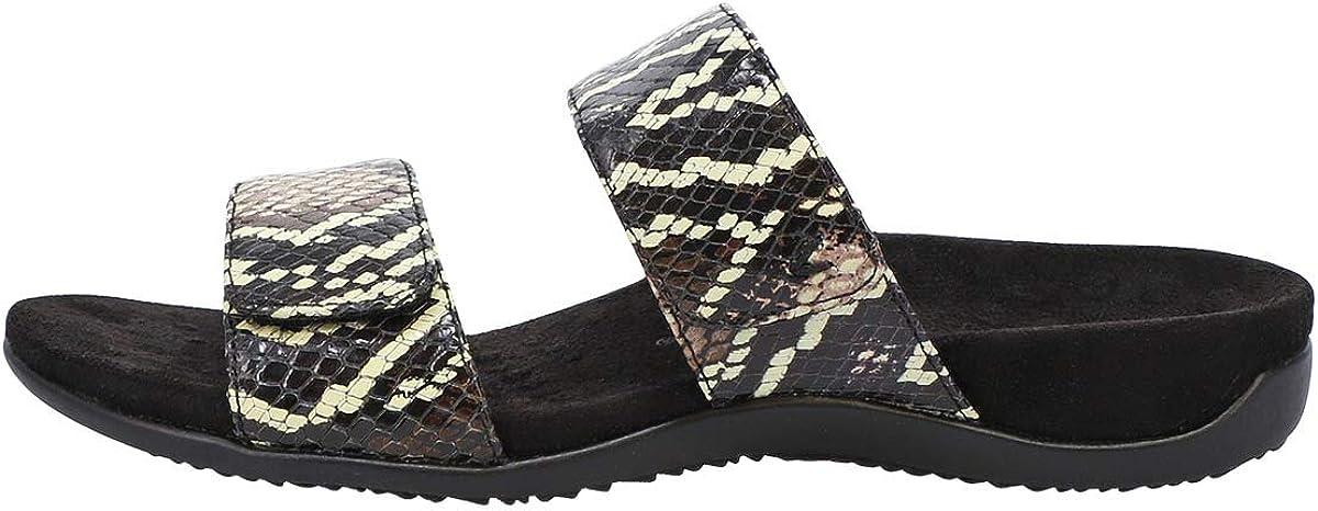Vionic Women's Rest Randi Slide Sandal Adjustable - with Limited Special Price shop Sandals