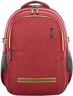 ARISTOCRAT Digit 1 Laptop Backpack RED