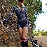 Cycling Sports Sports Tuta da donna Estate Sale Sunscreen Manica lunga Pantaloncini Triathlon Cycling Cycling Cycling Suit $158 (Color : 7, Size : 2X-Large)
