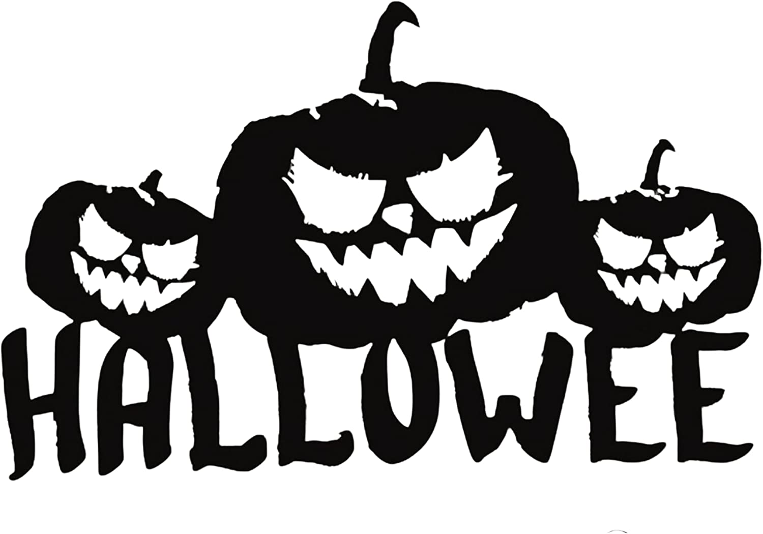 Afcultures Halloween Pumpkin Decor - Home Max 59% OFF Direct sale of manufacturer 12x12in Deco