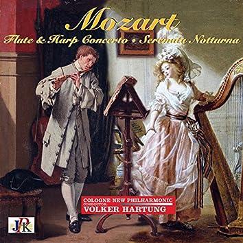 Mozart: Concerto for Flute & Harp, Don Giovanni Overture, and Serenade No. 6