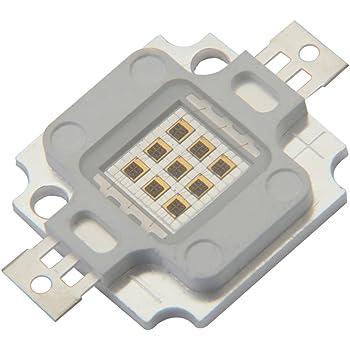 3w 740nm IR Power LED on Heatsink Heatsink Emitter IR Infrared 5mm