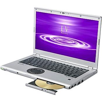 パナソニック CF-LV8NDMQR Let`s note LV8 店頭(Core i5-8265U/SSD256GB/RAM 16GB/SMD/W10Pro64/14FullHD/シルバー&ブラック/OFHB2019)