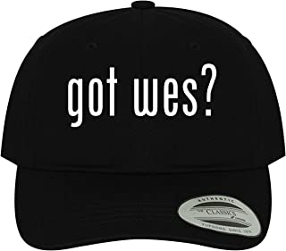 got wes? - Men's Soft & Comfortable Dad Baseball Hat Cap