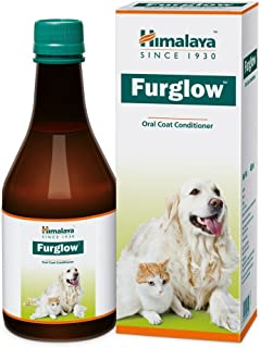 Himalaya PetSutra Shiny and Glossy Fur Glow for Dogs and Cats (200 ml)