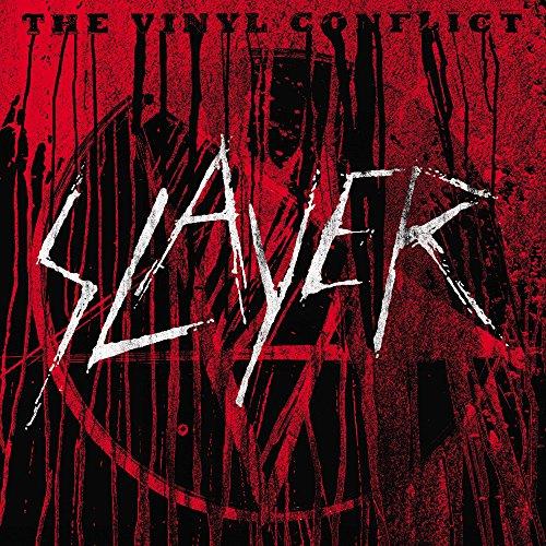 Slayer Vinyl Conflict (22 LP)