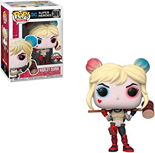 Funko Pop! Heroes: DC Suicide Squad Rebirth: Harley Quinn w/Mallet (Exc), Action Figure - 44802