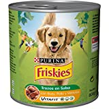 12 x 800 g Rinti Pur Jam/ón para Perros 12 Unidades