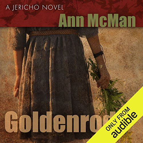 Goldenrod audiobook cover art