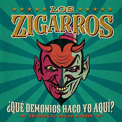 ¿Qué Demonios Hago Yo Aquí? (En Directo Desde Madrid) [feat. Leiva & Ariel Rot & Carlos Tarque & Carlos Raya & Aurora García & Ángel Vera & Fito Cabrales]
