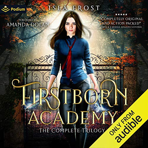 Firstborn Academy: The Complete Trilogy Titelbild