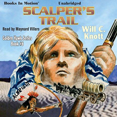 Scalper's Trail audiobook cover art