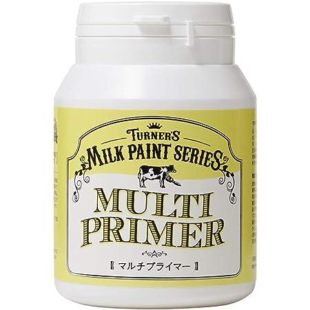 ターナー色彩 メディウム ミルクペイント マルチプライマー 200ml MK200208