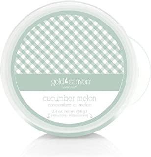 Gold Canyon Candles Scent Pod Wickless Candle (Cucumber Melon)