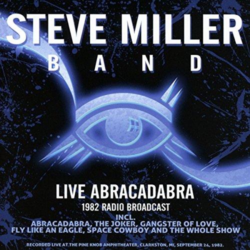 Live Abracadabra,1982 Radio Broadcast