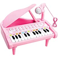 Deals on Love&Mini Piano Toy Keyboard for Kids Birthday Gift