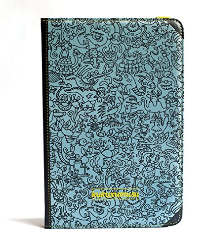 KuKuxumusu KUFT007 - Funda Para Ebook 8'' Kukuxumuxu Animalario