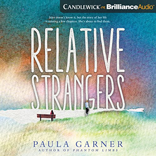 Relative Strangers audiobook cover art