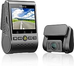 Viofo A129 GPS Dual Lens Dash Cam Full HD 1080P 140° Wide Angle Dashboard Camera w/GPS, Low Light Vision G-Sensor