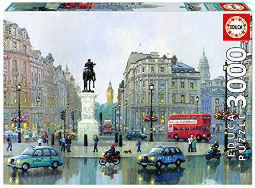 Educa Borrás - Puzzle London Charing Cro...