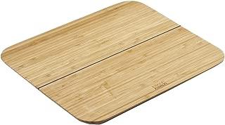 Joseph Joseph 60111 Chop2Pot Foldable Bamboo Cutting Board, Small