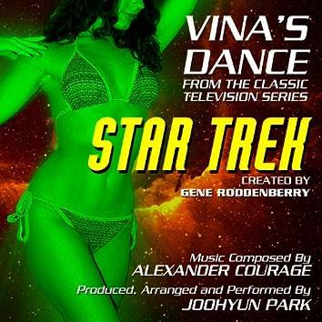 Star Trek: Vina's Dance - From the Classic Gene Roddenberry TV Series (feat. Joohyun Park)