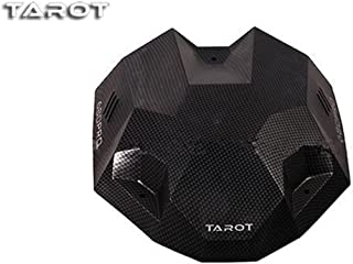 Tarot TL2851 680PRO Carbon Fiber Pattern Canopy Hood Head Cover