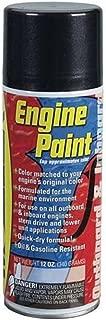 Moeller Engine Spray Paint, Suzuki Shadow Black 25804