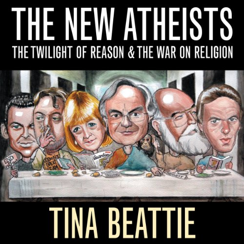 The New Atheists audiobook cover art