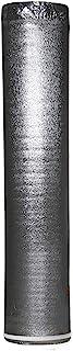 AMERIQUE AMSLV3MM1R Silver 200SQFT Premium 3MM Thick Super Quiet Floor Underlayment Padding with Tape & Vapor Barrier 3-in...