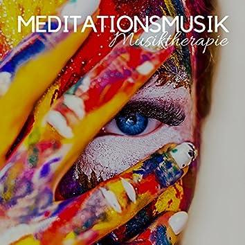 Meditationsmusik: Musiktherapie, Stress Reduzieren, Tiefenentspannung Musik mit Geräusche der Natur