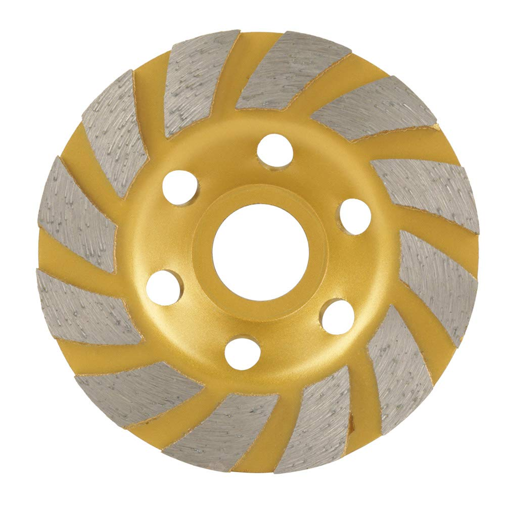 100mm4.5mm Diamond Segment Grinding Wheel 6 Disc Holes Marbl San Francisco Mall Recommended for