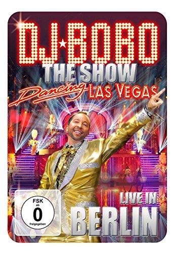 DJ Bobo - Dancing Las Vegas/Live in Berlin (+ CD) [2 DVDs]