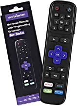SofaBaton R2 Universal Remote Control Replacement for Roku Streaming Player,13 Extra IR Learning Power Volume/Mute/Button for Roku 1 2 3 4 Premier+ Express+ Ultra(NOT for Roku Stick,Roku TV,Roku Game)