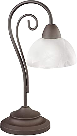 Amazon.es: lámparas rusticas de mesa - 0 - 20 EUR: Iluminación