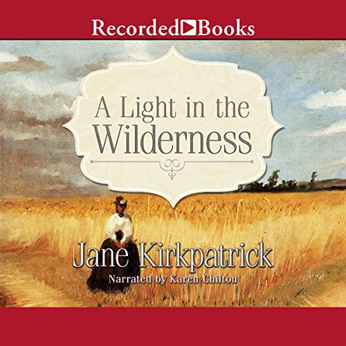 A Light in the Wilderness audiobook cover art