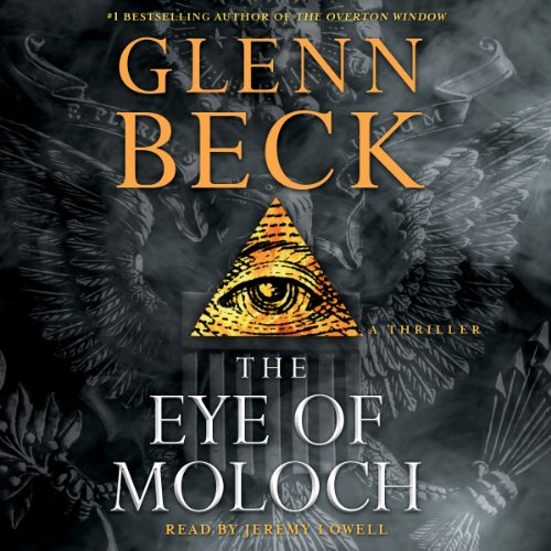 The Eye of Moloch audiobook cover art