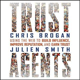 Trust Agents audiobook cover art