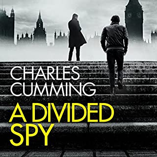 A Divided Spy cover art