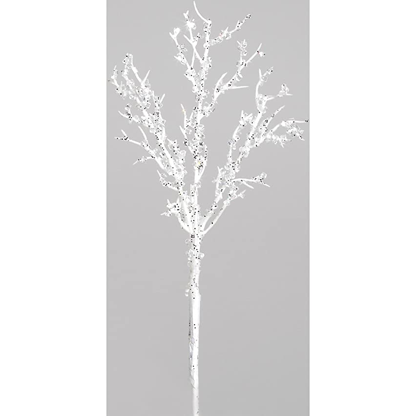 Christmas Decoration Christmas Floral Decoration Floral Ice Pick - Plastic - Pack of 1