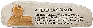 The Lakeside Collection Teacher's Prayer Plaque