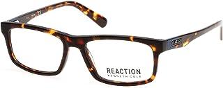 Kenneth Cole Reaction Square Men's Eyeglasses Kc0793 52 54